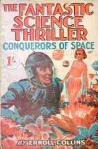 Conquerors of Space by Erroll Collins